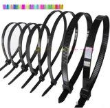 直銷國標8*450紮帶自鎖式線纜捆紮 耐高溫耐酸鹼紮帶紮線帶捆綁帶