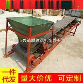 大量** 带式输送机 移动皮带输送机 爬坡皮带输送机定制