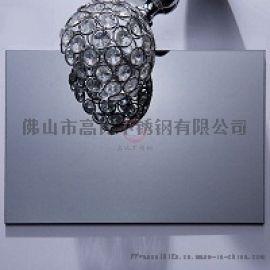 供应黑钛镜面不锈钢板 精致黑钛8K钢板高比生产加工