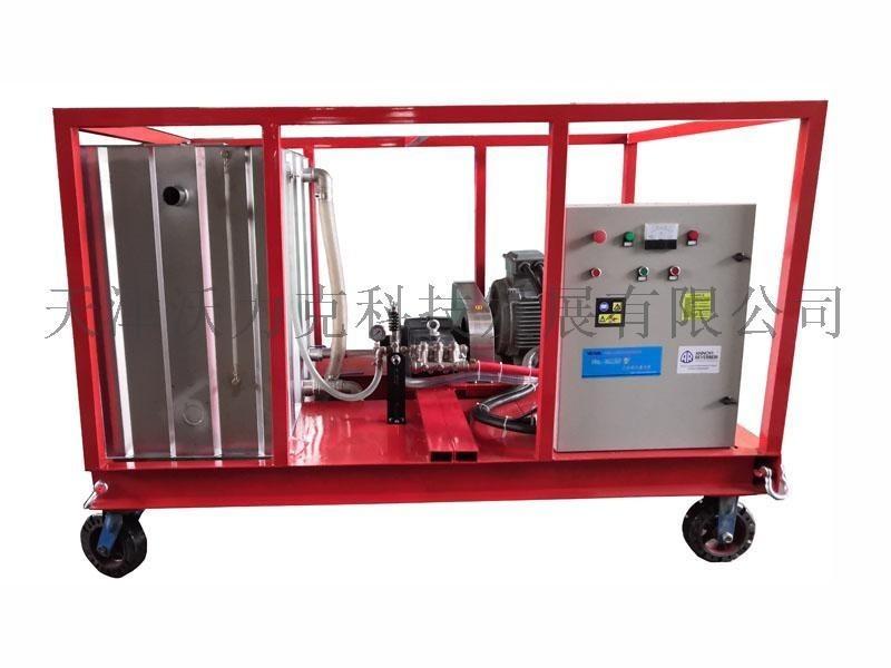 沃力克WL8025大型超高压清洗机 管道疏通清洗机