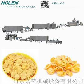 高效节能自动化电磁加热式玉米片设备