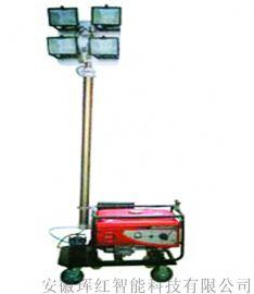 发电机4X500瓦移动升降照明灯