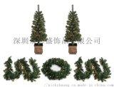 圣诞树套装