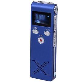 CM-016低价批发 外贸录音笔 mp3录音笔 蓝色+黑色4G/8G