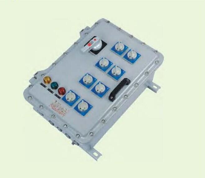 ATEX防爆箱BXM(D)81粉塵防爆氣體防爆配電箱BXM81-6