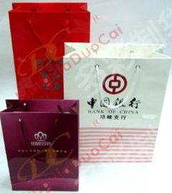 宁夏纸袋设计定做宁夏广告袋,银川手提袋**多彩