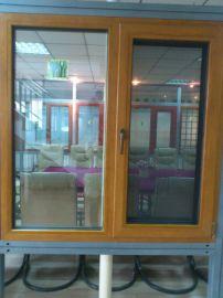金刚网一体窗厂家提供量尺安装