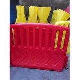 浙江科凯塑料水马围栏、1.5X1.2米进口原料制作