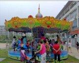 黃聖依所玩旋轉木馬大型遊樂設備12座旋轉木馬,全國送貨安裝