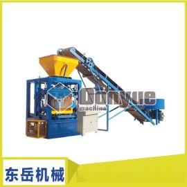 东岳QT4-15C型全自动砌块成型机 空心砖机 水泥砖机