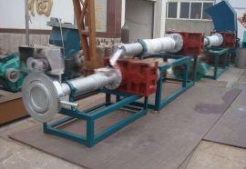 莱州150塑料造粒机 废旧编织袋塑料造粒机