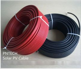 TUV認證  PV1-F 1*6mm2 太陽能光伏電纜
