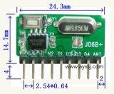 无线模块 低功耗 学习码 超外差无线接收模块J06B+