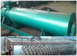 陕西商洛猪粪有机肥搅齿造粒机有机肥料生产专用设备