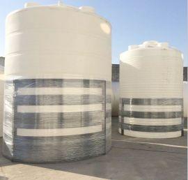 信诚30吨大型塑料储罐、塑料水塔报价