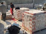 天然文化石廠家晚霞紅蘑菇石牆面磚