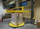 上海全自动覆顶膜缠绕包装机江苏覆顶膜绕膜机