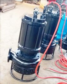 高品质矿用耐磨抽砂泵