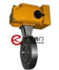 工业常用阀门电动高真空蝶阀,对夹真空蝶阀