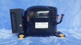直流24V/12V车载冰箱微型压缩机ACWF35DC, 88W, R134A,低背压