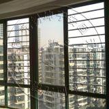 无锡坤宁安固硬铝合金儿童防护窗高层小孩老人防护窗防护网
