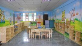 福建幼儿园实木家具