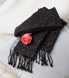 真丝围巾 - 7