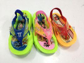 揭阳厂家供应儿童卡通休闲舒适凉鞋