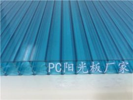 16mm透明pc阳光板(A13)
