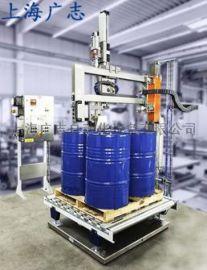 上海气动自动液体灌装机