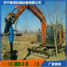 挖改螺旋打桩机 螺旋钻机厂家直销 履带式打桩机