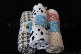 2017冬季新品双面绒小毛毯盖毯厂家直销