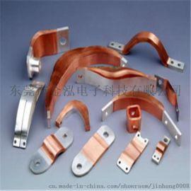 风力发电铜软连接  充气柜铜箔导电带厂家批发