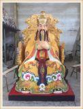 z29铸铜|铜雕玉皇大帝神像|王母娘娘神像生产厂家