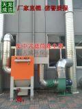等離子切割煙塵處理器脈衝式工業濾筒除塵器