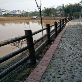 水泥仿木栏杆|仿木护栏厂家 高质量 |河北栏杆