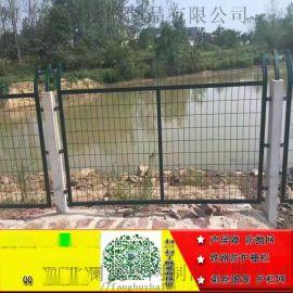 绿色金属防护网铁路栅栏 大兴区绿色金属防护网铁路栅栏厂家 安平恺嵘