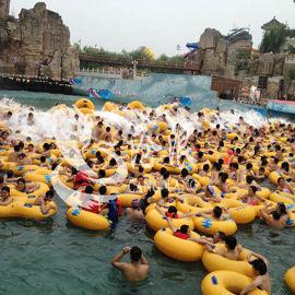 广州设备厂家供应水上游乐设备-真空造浪