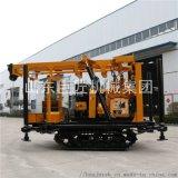 巨匠XYD-200液壓勘探鑽機200米履帶岩心鑽機