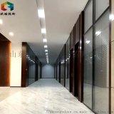 威海办公室玻璃隔断墙铝型材高隔间计算