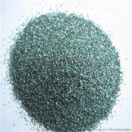 绿碳化硅工厂生产一级高纯46#60绿碳化硅金刚砂