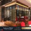 不锈钢酒架酒柜定制 客厅红酒柜 嵌入式恒温酒柜