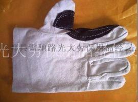 生产帆布手套