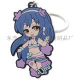 日本公仔锁匙链 ATBC-PVC锁匙链
