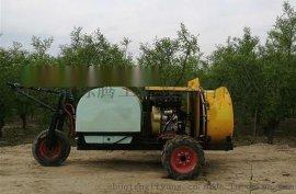有喷洒技术介绍的弥雾式果树打药机 自走式桃树洒药机 喷雾式农药喷洒机是广大种植户的福星