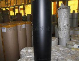 防火阻燃黑色PP薄膜片材PP-HS-043
