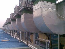 广州广旭厨房通风工程及新风系统工程安装