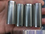 蚀刻滤网 微孔过滤网筒 0.1毫米孔滤网