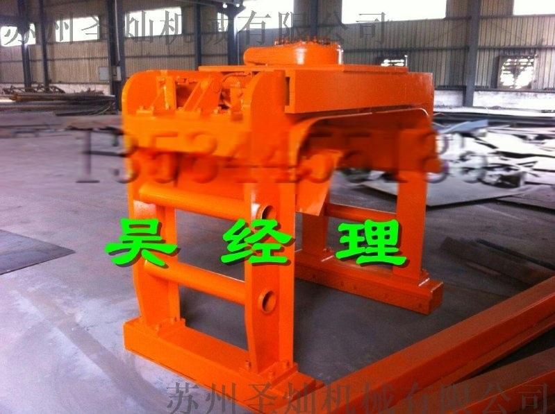 江苏空中掰板机加气块空中砌块分离机砂加气自动打包设备