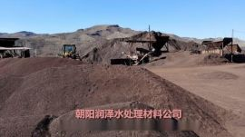 辽宁沈阳水处理材料锰砂滤料生产厂